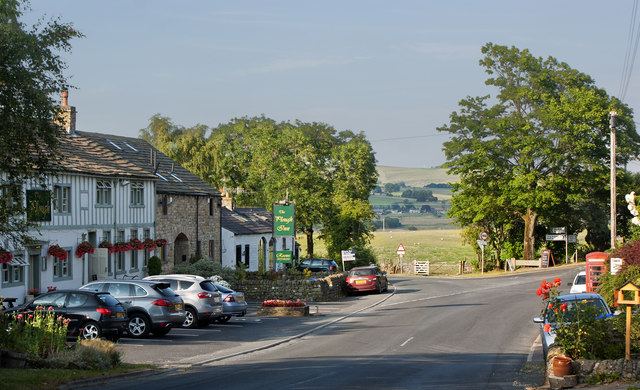 Wigglesworth village