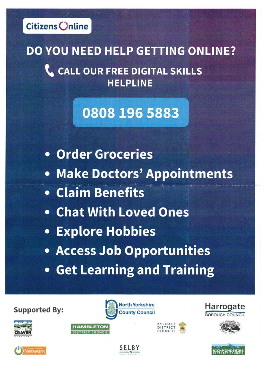 Help Getting Online 001